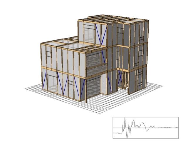wallstat モデル 3D 立体