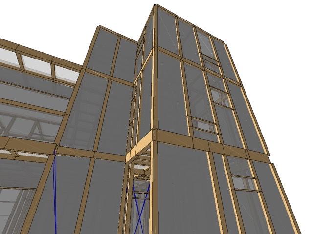 wallstat モデル 3D 立体 外観 視点