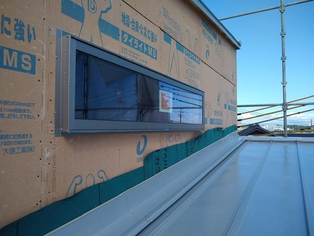 金属 屋根 防水