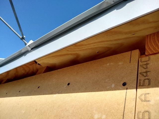 屋根 通気 結露