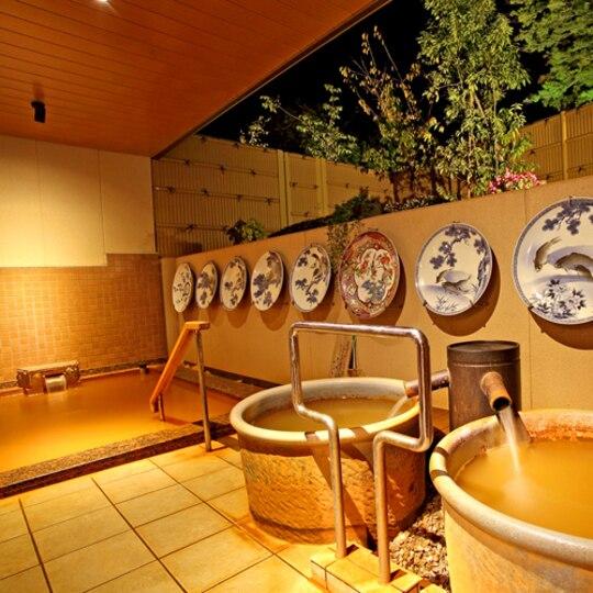 奥の細道 風呂 大浴場