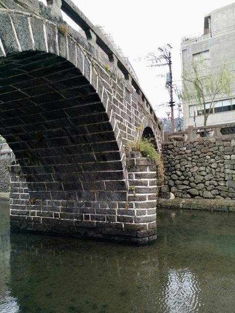 眼鏡橋 長崎 観光 アーチ 石