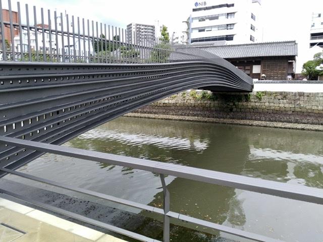 出島 表門橋 130年