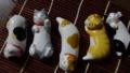 [猫]猫の箸置きbyなつかし屋
