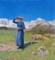 セガンティーニ 「アルプスの真昼」 1891