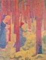 ポール・セリュジエ《呪文或いは聖なる森》
