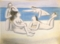 《四人の水浴する女》 ピカソ 1920
