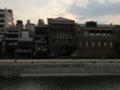 鴨川三条河原