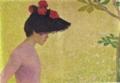 ≪女性の横顔≫アリスティード・マイヨール