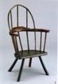 ボウバック・アームチェア イギリス 18世紀