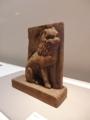 板彫狛犬 鎌倉時代