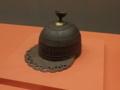金銅装眉庇付冑 古墳時代