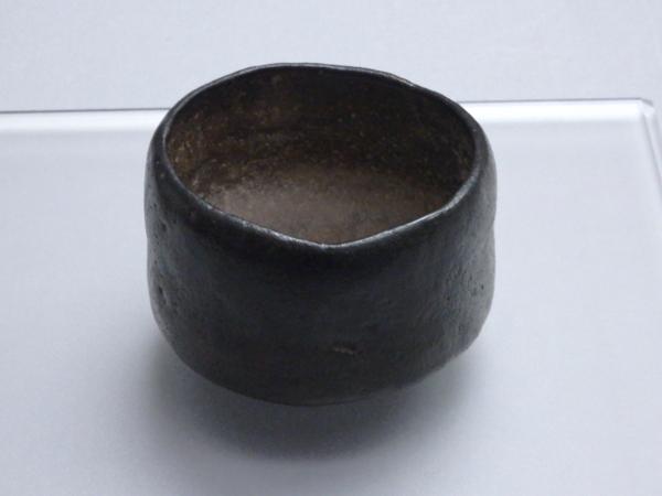 黒楽茶碗 銘 尼寺 長次郎
