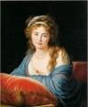 《エカチェリーナ・ヴァシリエヴナ・スカヴロンスキー伯爵夫人の肖像