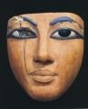 《棺に由来するマスク》紀元前1391〜1353