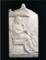 《アッティカの墓碑:母と子》