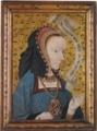 《パンジーの婦人》15世紀