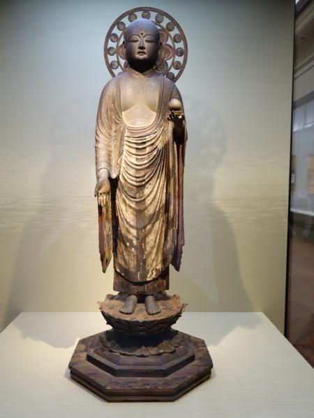 地蔵菩薩立像 浄瑠璃寺 京都