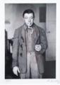 Andre KERTESZ《Layos Tihanyi 1926,Paris》