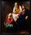 《マリアとマルタの家のキリスト》
