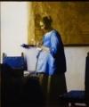 《青衣の女》