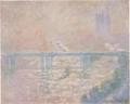 Claude Monet《Charing Cross Bridge》