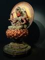 《愛染明王(Ragaraja)坐像》