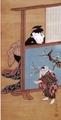 ≪かくれんぼ図≫喜多川歌麿