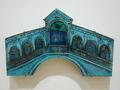 《ヴェネチアの宮殿:リアルト橋》BRYK