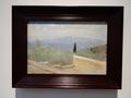 ヘレン・シャルフベック《フィエーゾレの風景》