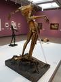 サルバドール・ダリ《薔薇の頭の女性》