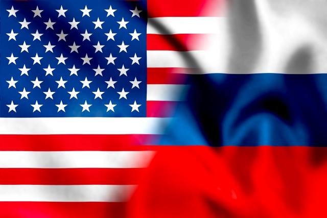 ロシア対アメリカの冷戦