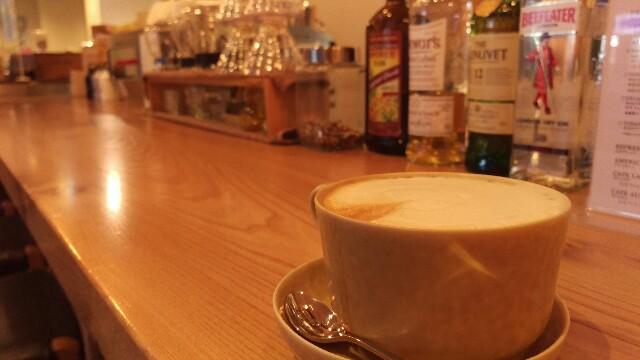 CAFE NUPKA カフェラテ 帯広