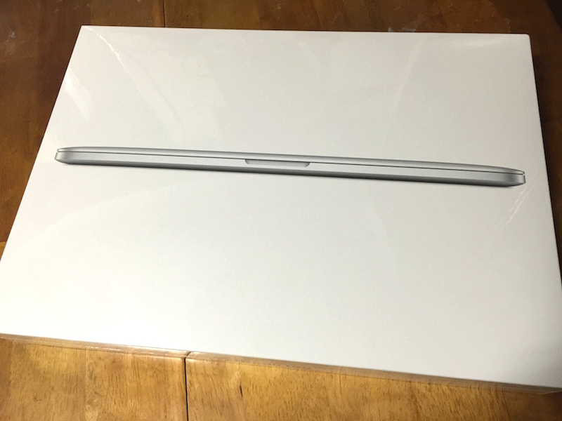 MacBook Pro 15インチRetina