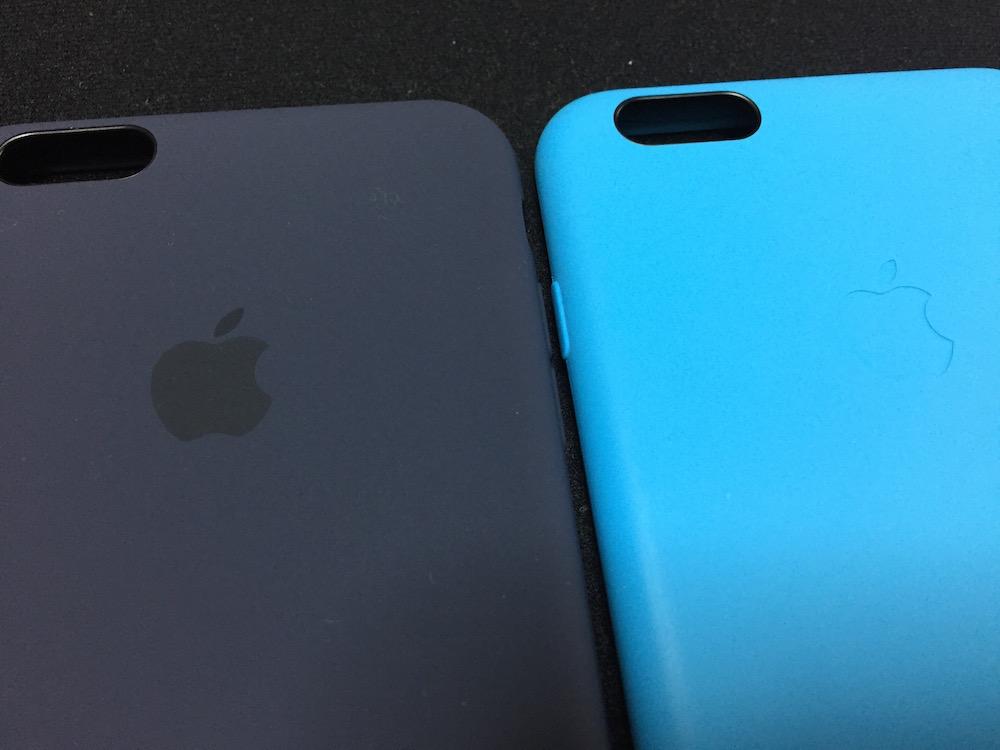 Apple純正のケース