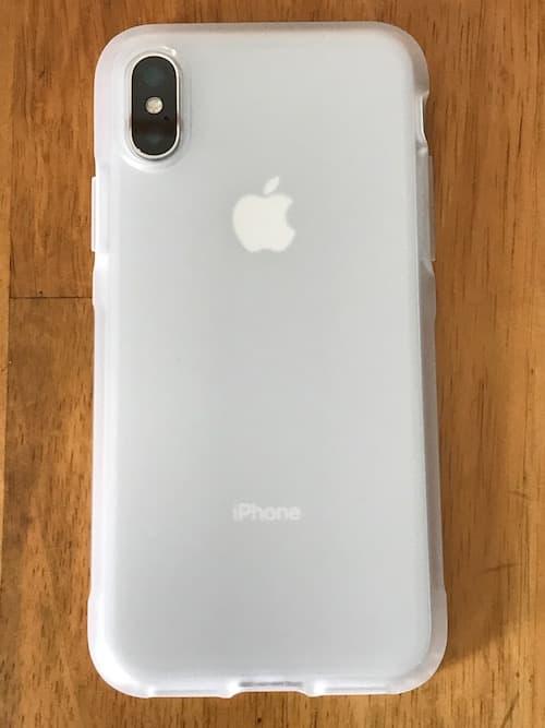 AnkerのKARAPAX iPhoneXケース