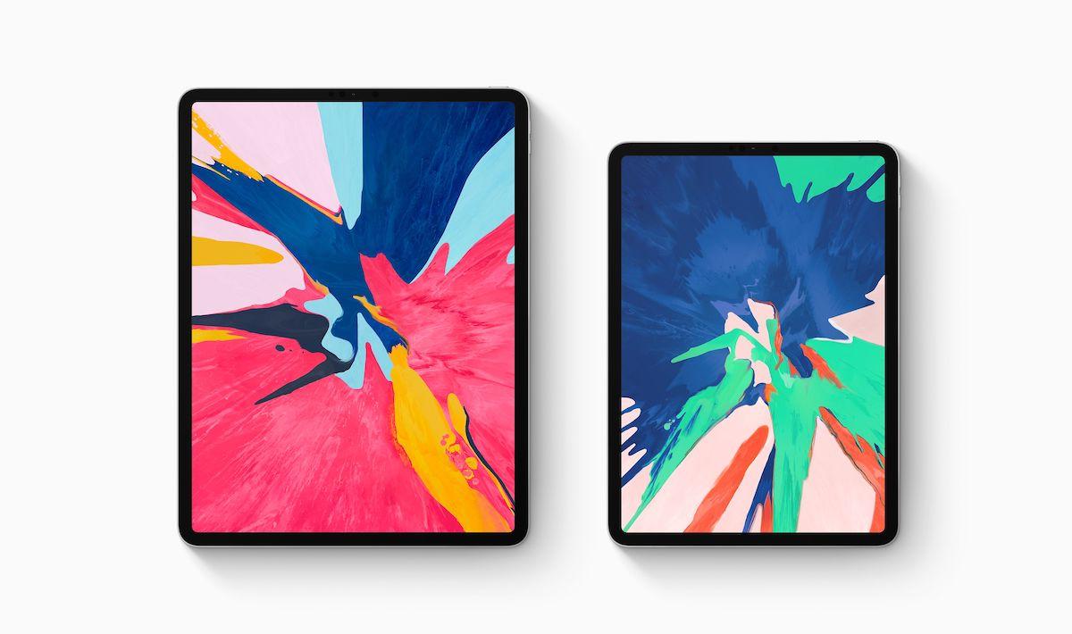 iPad Pro 11、12.9インチ