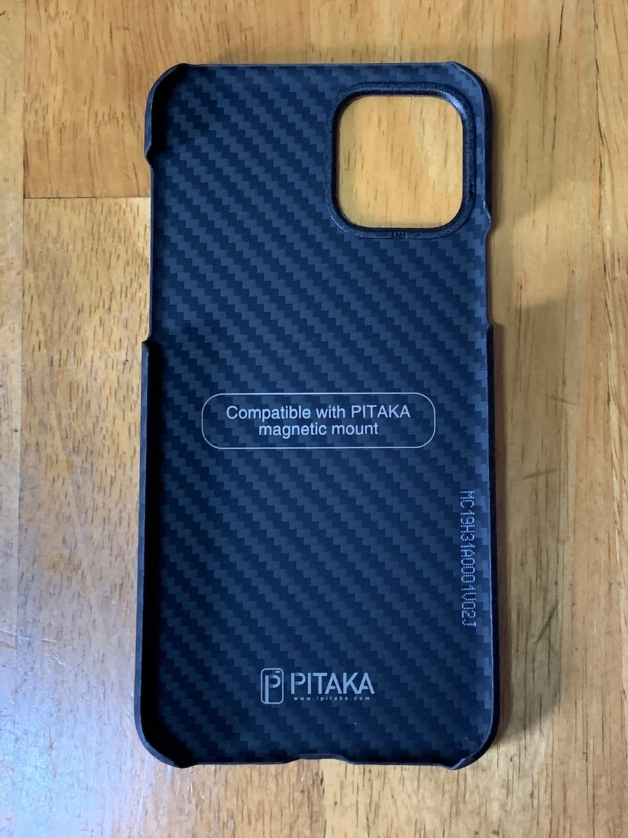 iPhone 11 Pro PITAKAケース