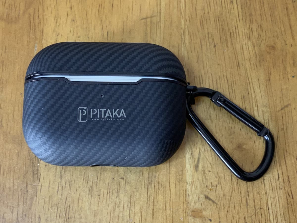 PITAKA AirPods Proケース。Air Pal Mini for AirPods Pro