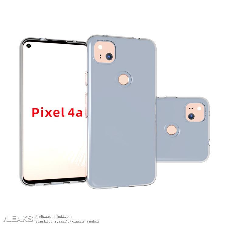 「Pixel 4a」