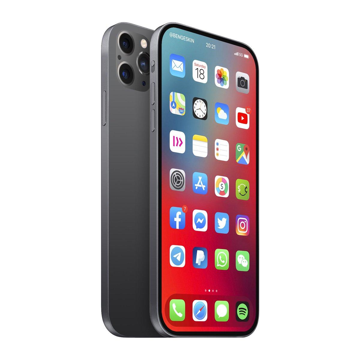 iPhone 2021年