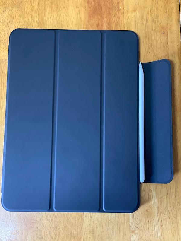 ESR iPad Pro 11 ケース 2020 磁気吸着 [Apple Pencilのペアリング & 充電に対応]