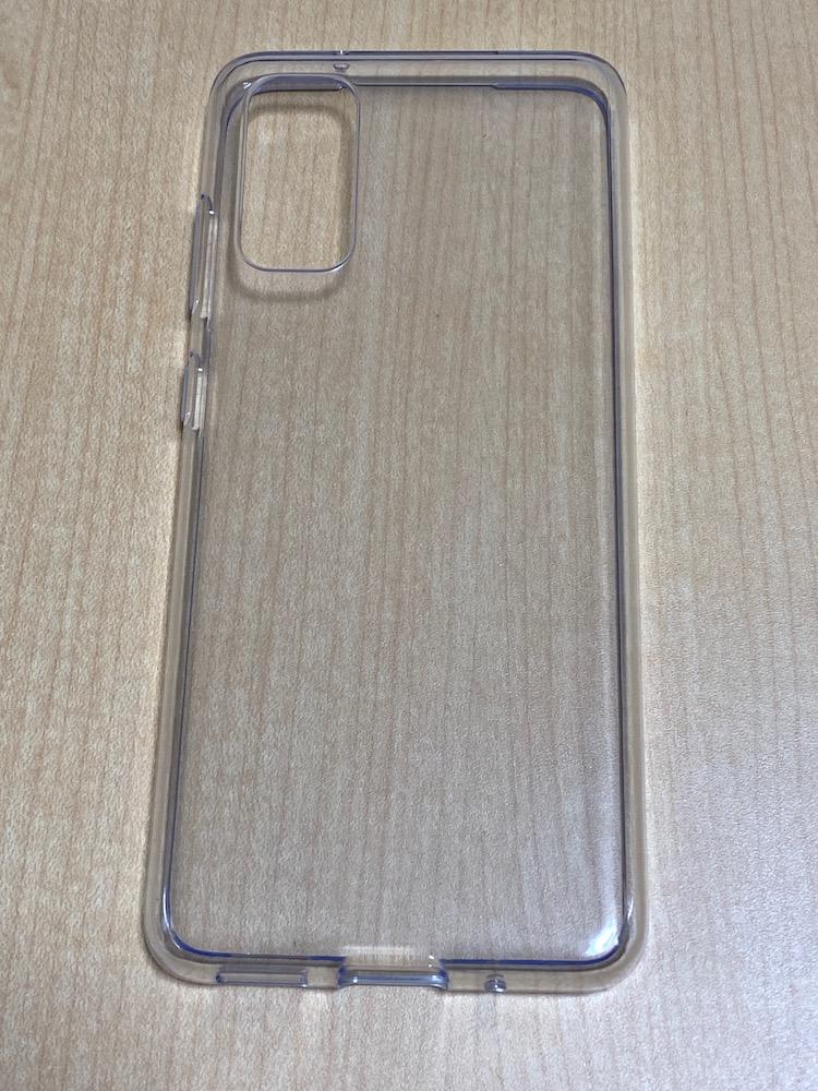 Galaxy S20 5G(SC-51A)付属ケース