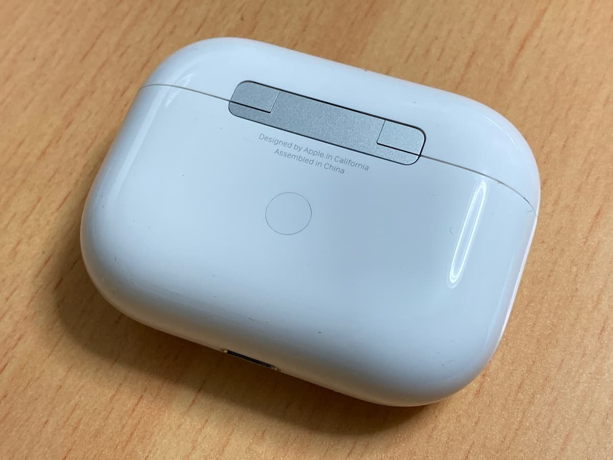 AirPods Pro背面