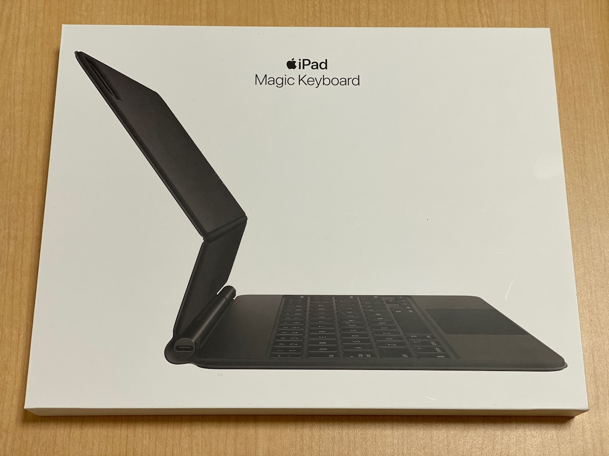 iPad Pro。Magic Keyboard