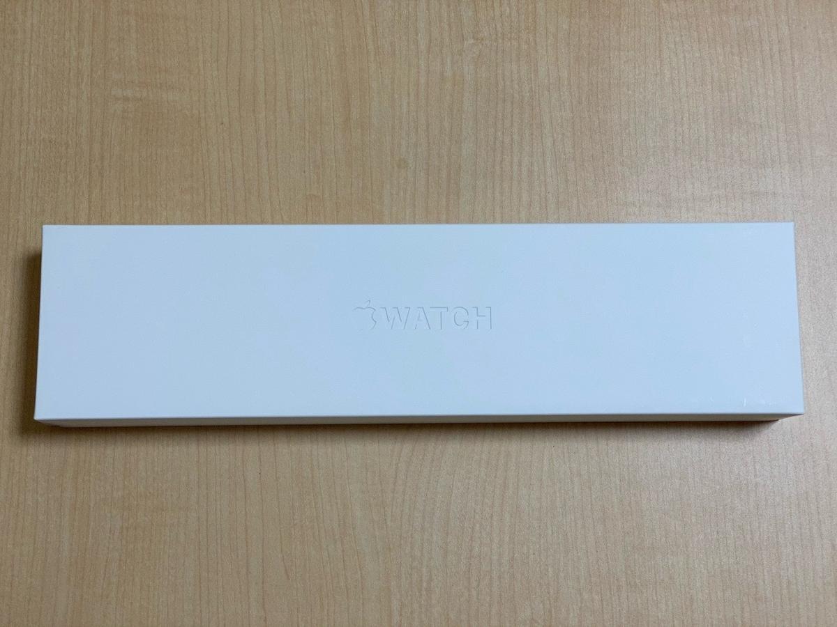 Apple Watch 外箱