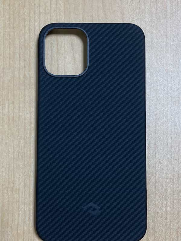 PITAKA Air Caseの「iPhone 12 mini」5.4インチ