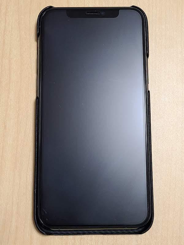 iPhone 11 Proが入る