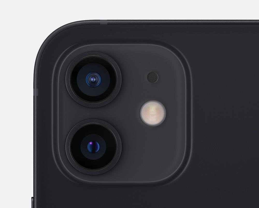 iPhone 12カメラ