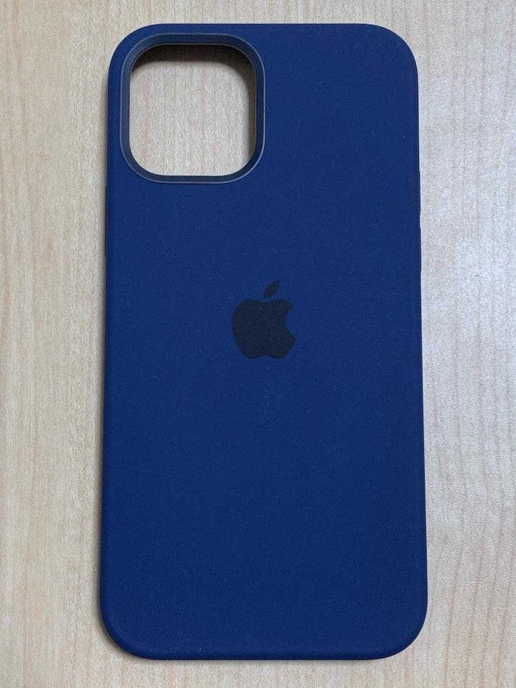 Phone 12/12 Pro Apple純正シリコンケース